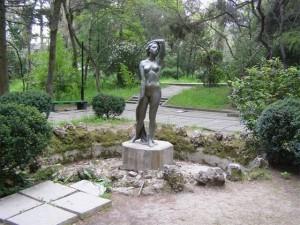 Гурзуфский парк 2